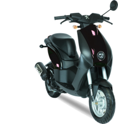 scooter location temporaire
